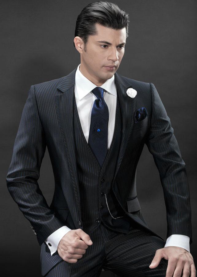 Black Suit Shirt Tie Combinations - Bing images