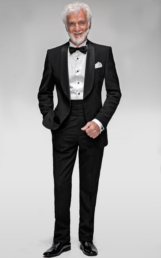 Tuxedo Italian Formal Wear Model Bt02 626 Ottavio
