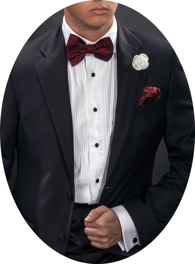 Black Tie Fashion
