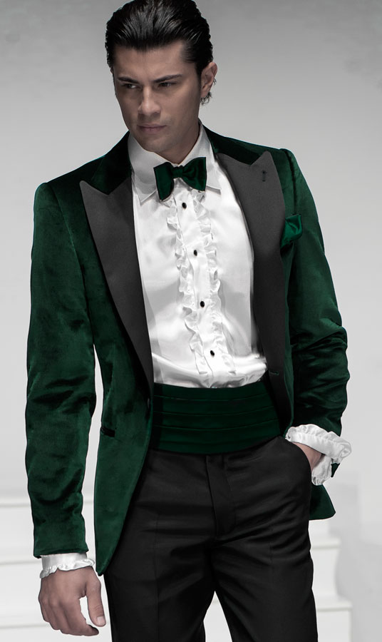 Groom Suits ONGala 2013 Black Tie Collection