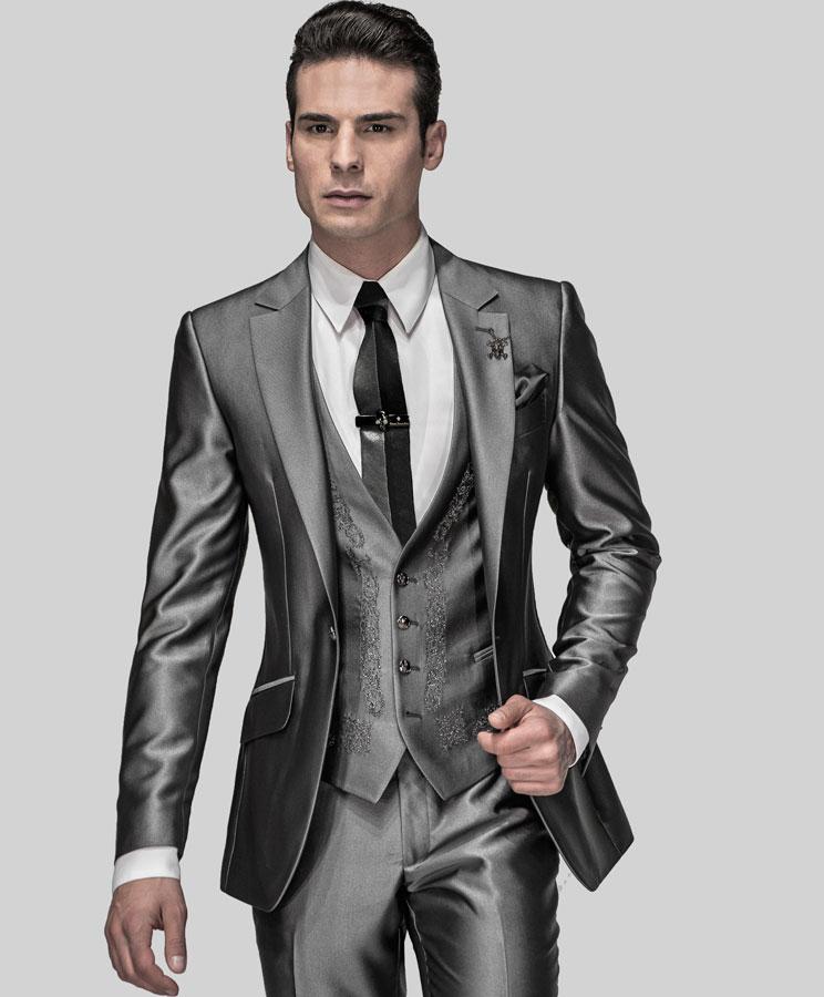 High Fashion Italian Dress Suits, model: E04-(414) Ottavio ...