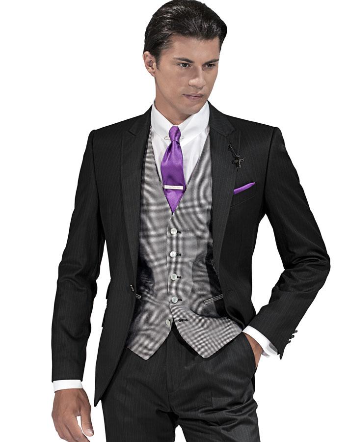 High Fashion Italian Dress Suits, model: E06-(694) Ottavio Nuccio ...