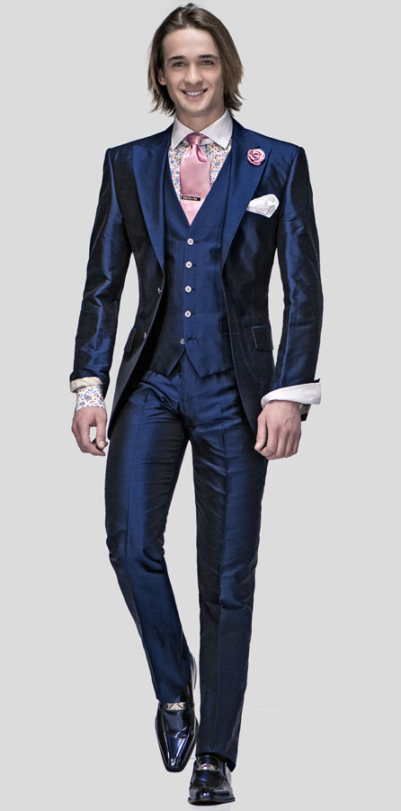 How to Combine Suit Shirt and Tie