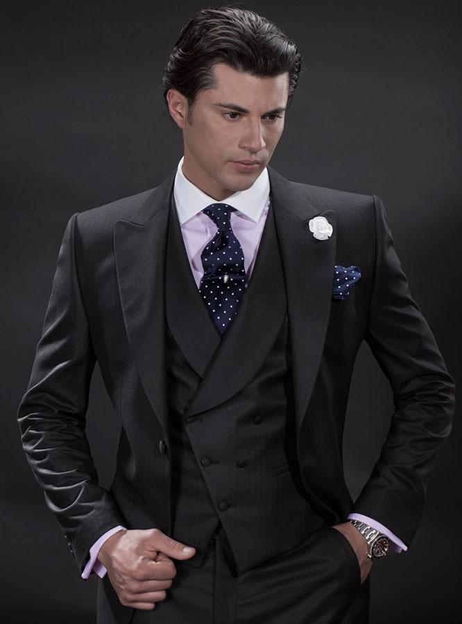 italienische br utigam anzug modell g07 372 2013 gentleman kollektion ongala. Black Bedroom Furniture Sets. Home Design Ideas
