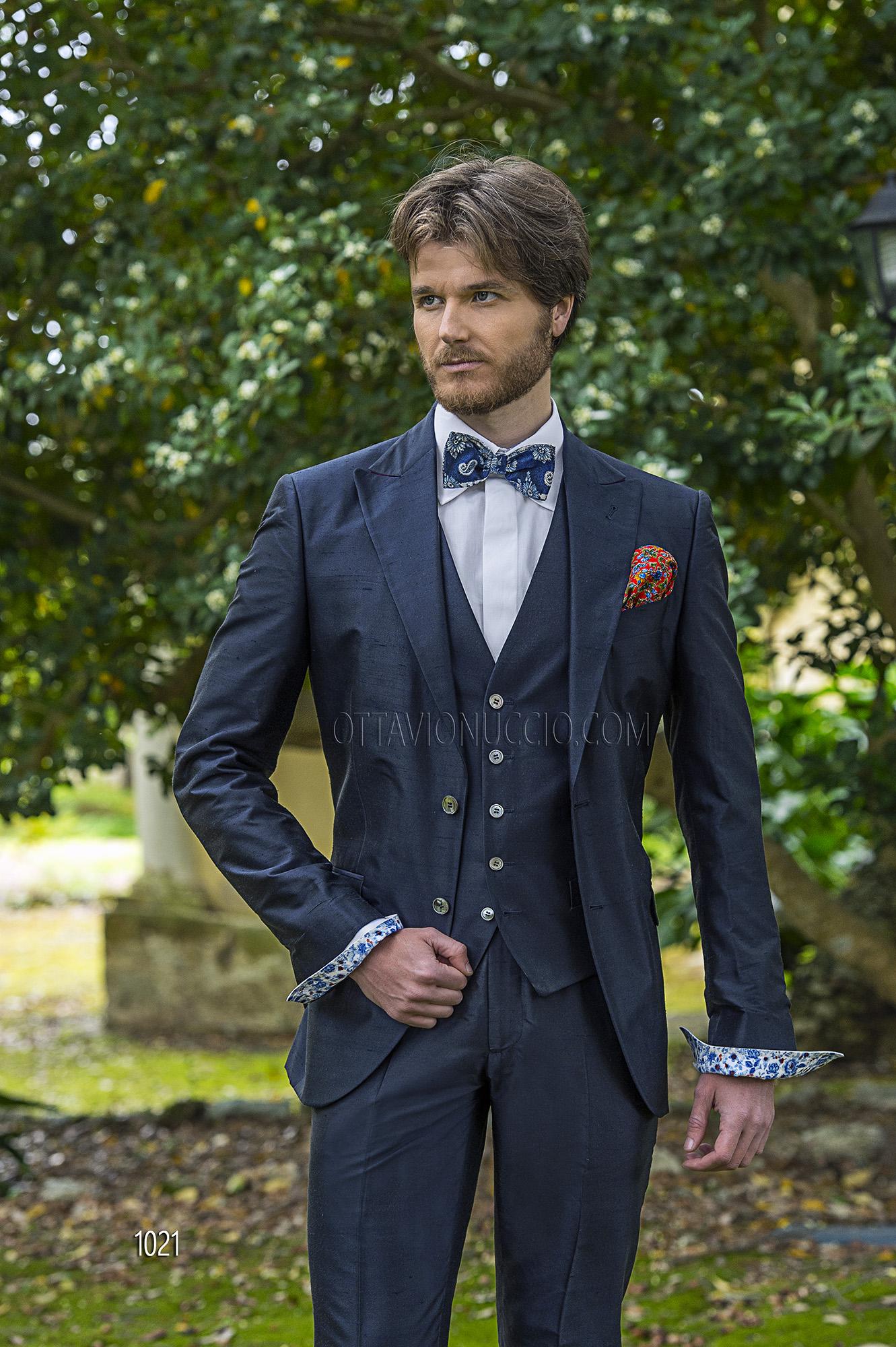 Hochzeitsanzug blau mit fliege strenge anz ge foto blog 2017 for Hochzeitsanzug fliege