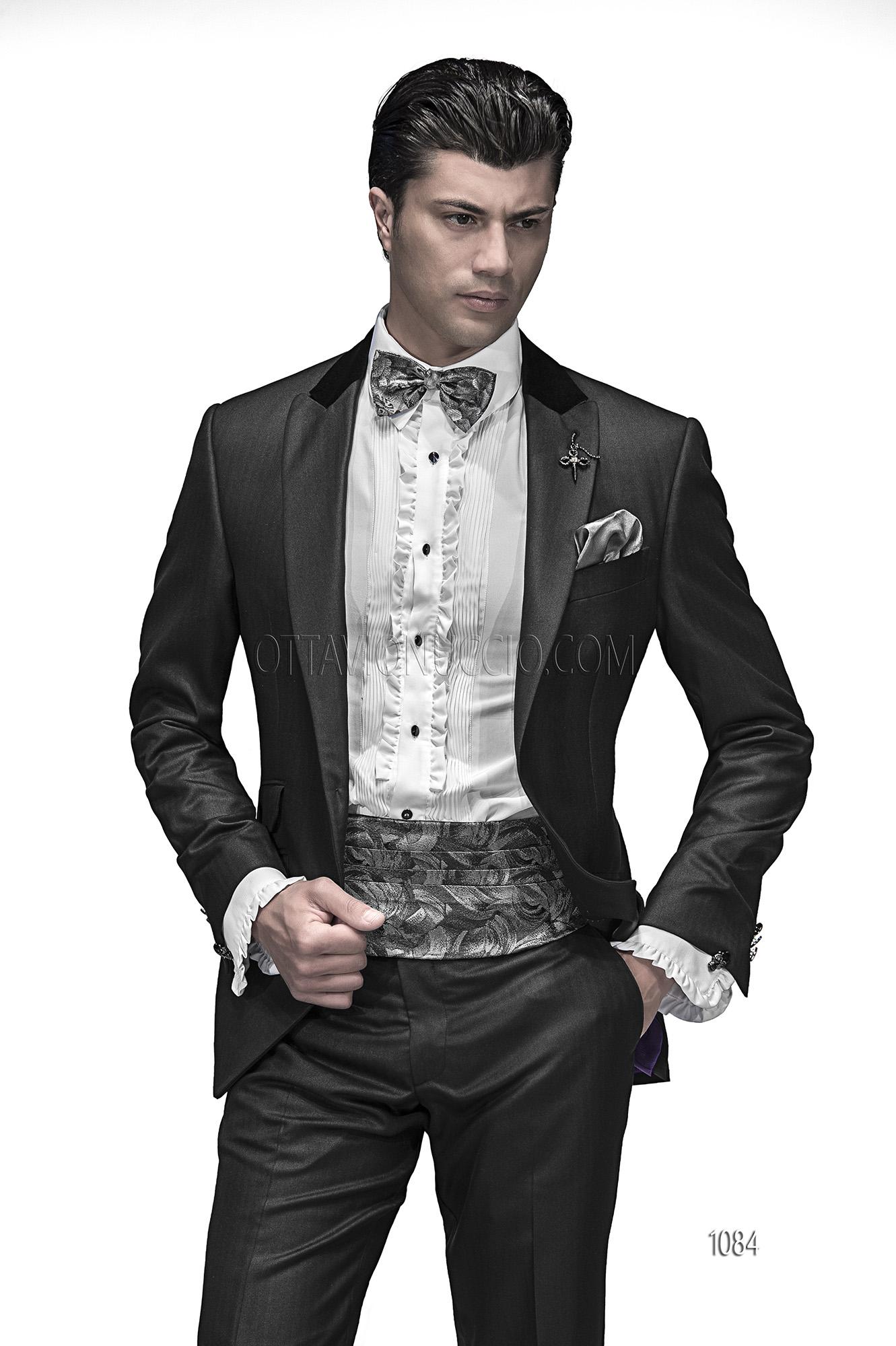 trajes de novio italianos