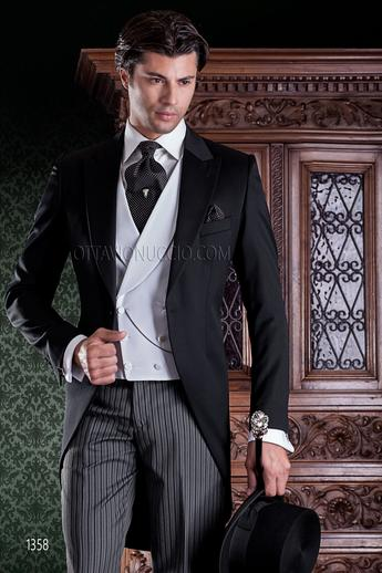 ONGala 1358 - Traditional Italian morning suit