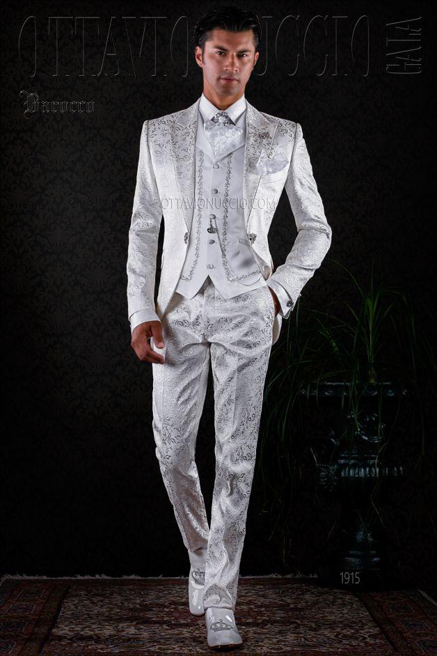 Matrimonio Uomo Bianco : Collezione barocco