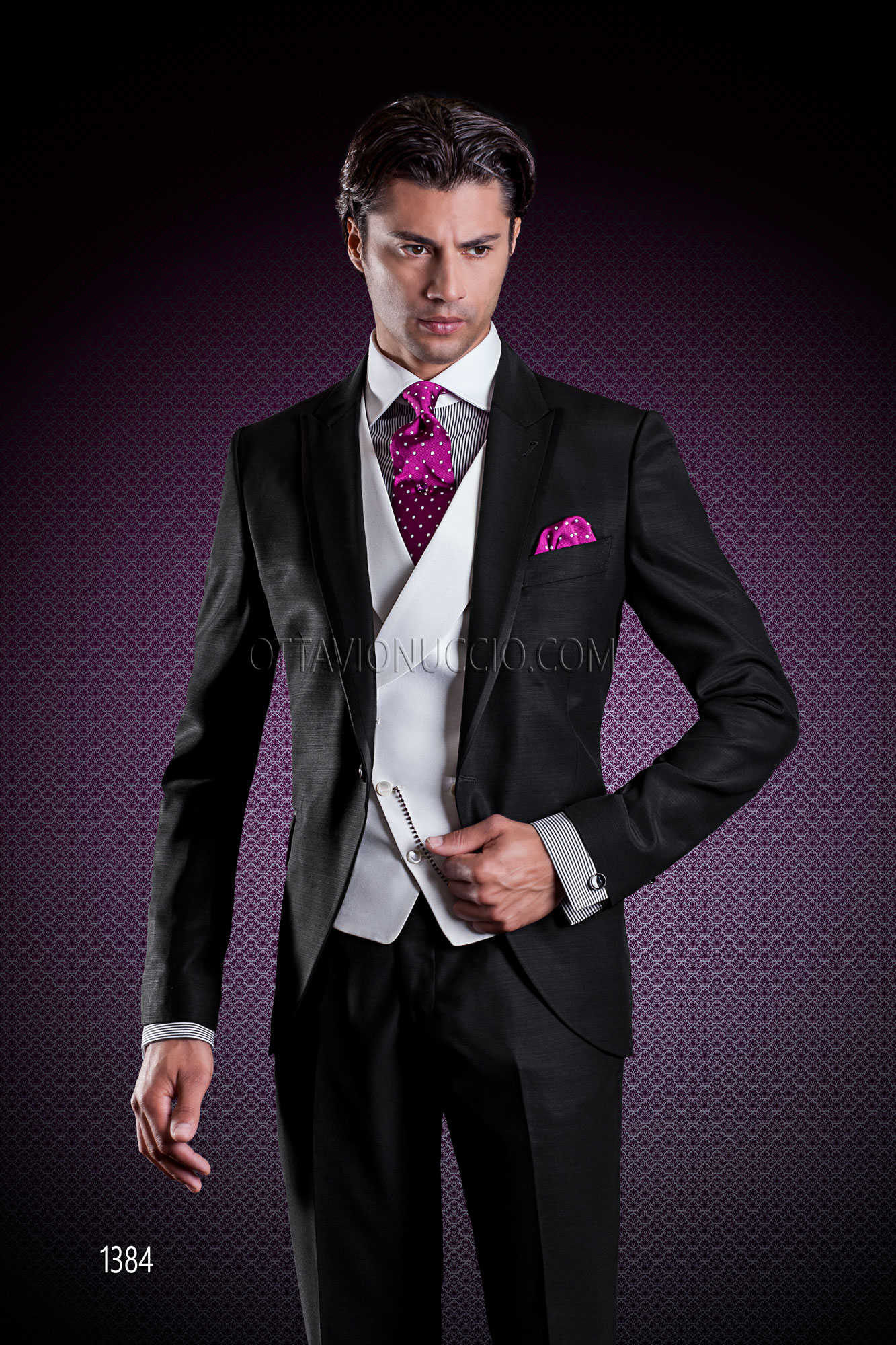 lapel single gay men Her tuxedo perfect for weddings,  this single button short peak lapel women's tuxedo suit has been tailored in a specially selected lightweight fabric that gives a .