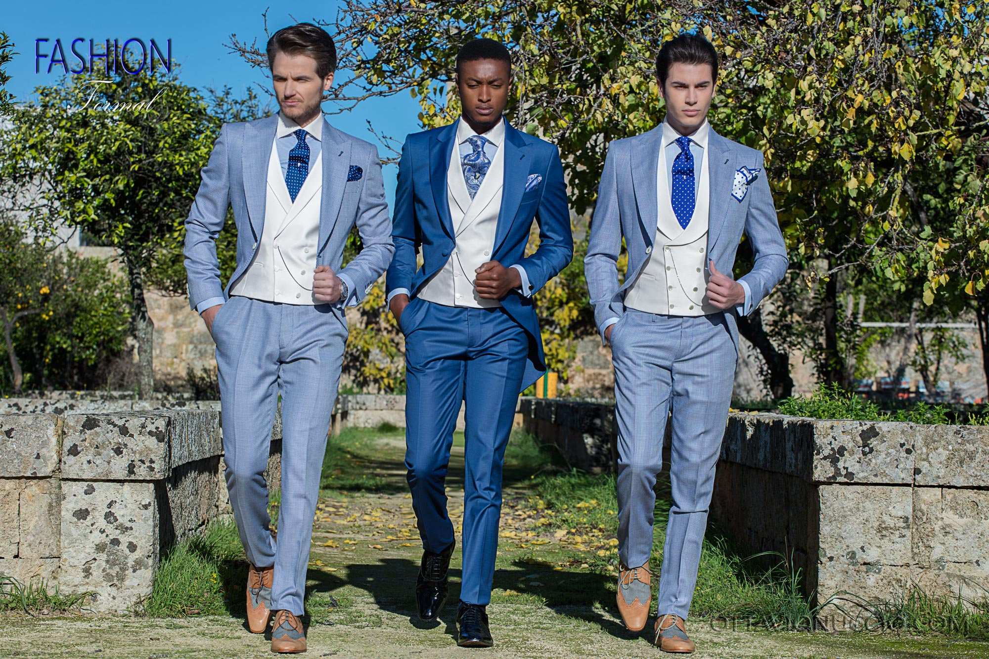 Italian Wedding Suits | Italian Tuxedos - Ottavio Nuccio Gala