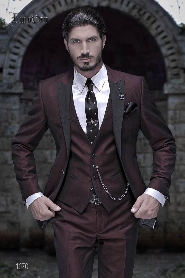 9c8b4af970b2 Italian Wedding Suits | Italian Tuxedos for Groom - Ottavio Nuccio Gala