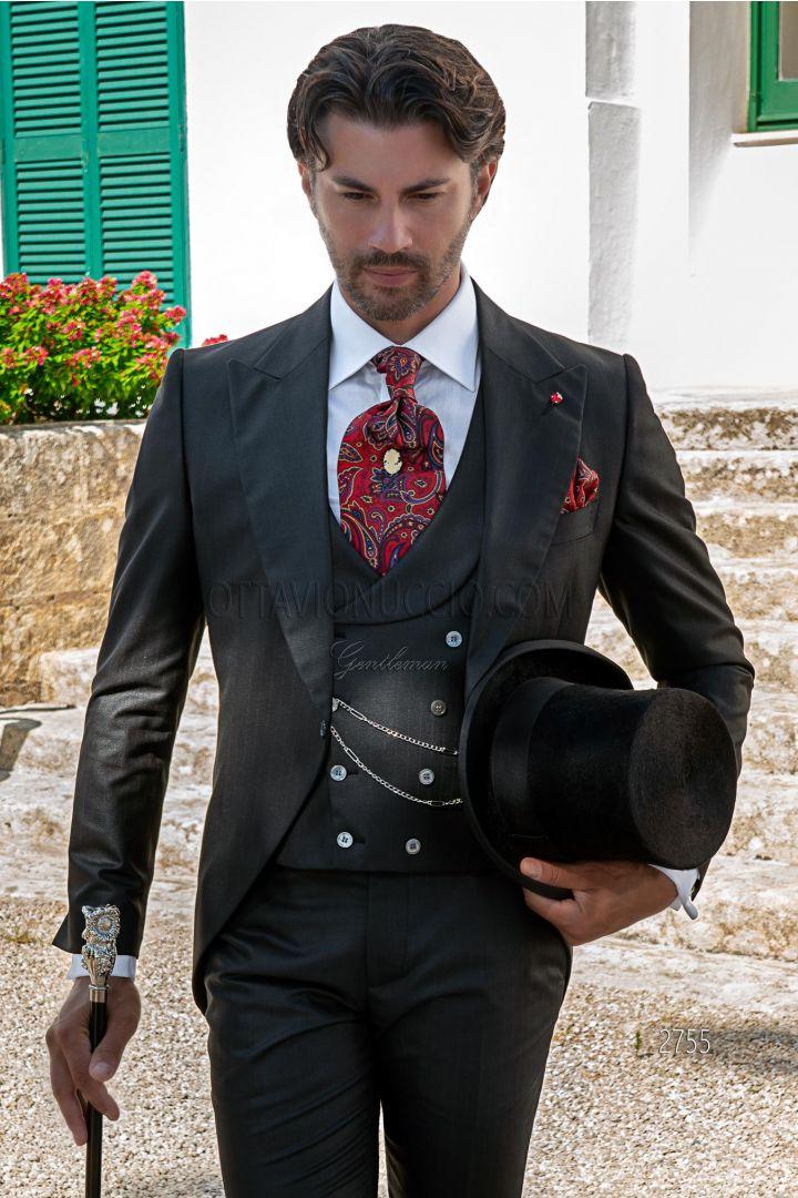 Many Colors Mens Elegant Modern 2 Button Notch Lapel Blazer 38 Long, Red